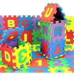 Kids Infant Mini Mats Early Learning Educational Puzzle Kid Alphabet Letters Numeral Foam Play Mat Toys For Chidren Alphabet For Kids, Alphabet And Numbers, Alphabet Letters, 26 Letters, Kids Abc, Foam Letters, Educational Toys For Kids, Kids Toys, Children Play