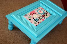 For the boys.....or girls...just switch out colors...great idea..happy pinning
