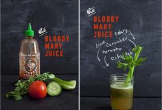 The Bloody Mary #Juice