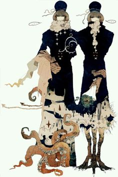 made by: Akiya Kageichi aka Golden Gravel Character Design Inspiration, Japanese Art, Character Design, Character Art, Art Inspo, Fantasy Art, Animation Art, Illustration Art, Art