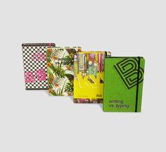 COLOURS & CITIES / Notebooks / Hong Kong Series Notebook, Miami Series Notebook, Tokyo Series Notebook, Berlin Series Notebook
