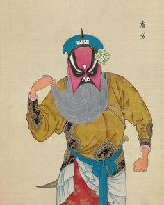 Chinese Opera figure k