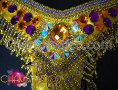 Charismatico Dancewear Store - CHARISMATICO Diva's exotic yellow beaded Brazil Rio Carnival bra costume set , $180.00 (http://www.charismatico-dancewear.com/charismatico-divas-exotic-yellow-beaded-brazil-rio-carnival-bra-costume-set/)