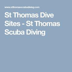 St Thomas Dive Sites - St Thomas Scuba Diving