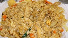 Hawaiin rice with chicken and pineapple