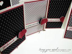 Karten, Designerpapier, Hochzeit, Valentinstag, Einladungen, Glückwunsch