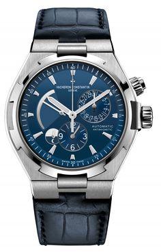 Vacheron Constantin Overseas Dual Time Limited Edition