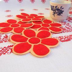 Podtácky kytička Orange, Fruit, The Fruit