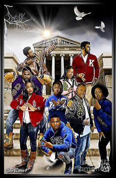 Kappa Alpha Psi Fraternity, Omega Psi Phi, Alpha Kappa Alpha Sorority, Zeta Phi Beta, Delta Sigma Theta, Sorority Life, Black Fraternities, Delta Girl, Thing 1