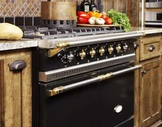 wow.. look at that stove
