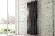 La forma dei tubi del radiatore 'Tesi Memory' crea un effetto visivo elegante e di grande impatto // The shapes of the tubes of Irsap's 'Tesi Memory' create a very elegant movement visual effect.  #bathroom #home #furniture #heating #casa #riscaldamento #design #bassatemperatura