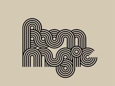 Boom Music - Logo by BANANA DESIGN