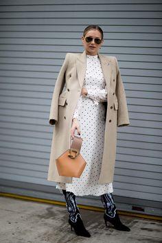 Top-Handle Handbags Were Everywhere On Day 3 of New York Fashion Week - Fashionista