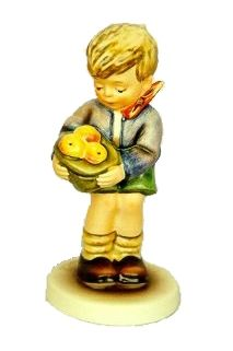 Gift From A Friend Hummel Figurine 485