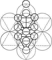#Tree of #Life / Sacred Geometry <3