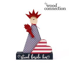 Statue of Liberty - The Wood Connection