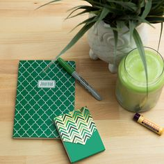 This St. Patrick's Day take note of some of your favorite Irish blessings. Write them down in this Green with Envy Personal Journal from the Cracker Barrel Old Country Store.