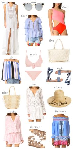 5 Things to Pack for Every Beach Vacation