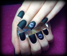 Matte Kisses by Sarahpayne89 - Nail Art Gallery nailartgallery.nailsmag.com by Nails Magazine www.nailsmag.com #nailart