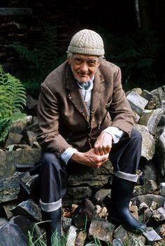 Last of the Summer Wine - Bill Owen British Sitcoms, British Comedy, British Actors, Last Of Summer Wine, English Comedy, Bbc Tv Shows, Bill Owen, This Is Your Life, Comedy Tv