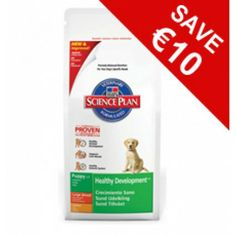 For a limited time get Hills Science Plan Puppy Large Breed Healthy Development with Chicken for less! Save while stocks last Dog Food Recipes, Your Pet, Science, Puppies, Foods, How To Plan, Chicken, Healthy, Food Food