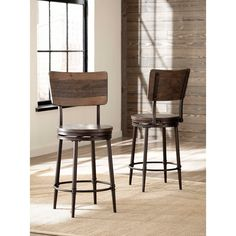 Hillsdale Furniture Jennings Swivel Counter Stool | from hayneedle.com