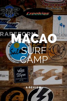 Review of Macao Surf Camp in Punta Cana. These guys were kick ass! I've never been able to get on a surfboard as much as I did on this occasion!