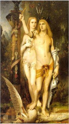 이아손과 메데이아 - Gustave Moreau