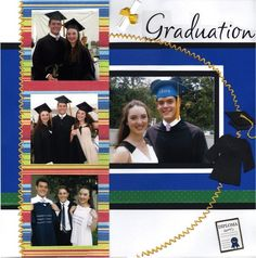 GRADUATION - Scrapbook.com www.goingtothrive.com