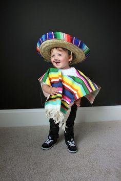 483e56e78cbe DIY COSTUME FOR LITTLES  MEXICAN SERAPE