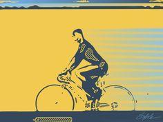 """""""Biker"""" - 4"""