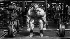 Tired of trying to memorize a book of deadlift cues and still getting hurt? Turn the lift upside down, transform the way you think about it, and revolutionize your training!