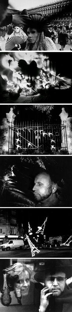 o incrível trabalho do fotógrafo cego Evgen Bavcar
