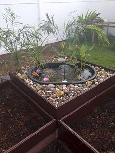 Beautiful Backyard Ponds and Waterfalls Garden Ideas (52)