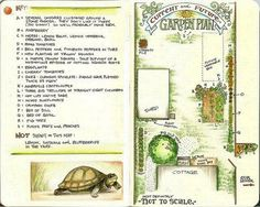 Scrapbook Your Garden Memories Into A Garden Journal