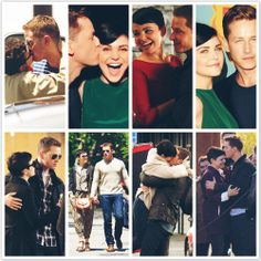 Ginnifer Goodwin & Josh Dallas dating?!!! This makes me sooo happy right now.