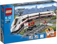 LEGO City 60051 Hogesnelheidstrein
