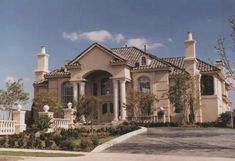 LOCHINVAR 4695 - 4 Bedrooms and 5 Baths | The House Designers