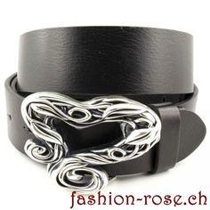 Ledergürtel Classcio Made in Italy mit Gürtelschnalle Ruby perfekt zu Jeans Wedding Rings, Engagement Rings, Jeans, Jewelry, Fashion, Silver Jewellery, Engagement Ring, Enagement Rings, Moda