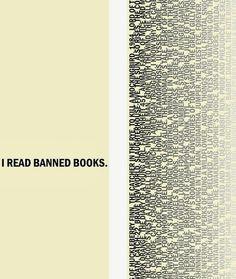 guiltless reading: #BookmarkMonday: Banned Books
