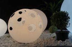 Luminária de chão Linha Luna !!!