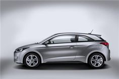 All-New Hyundai i20 Coupe Breaks Cover