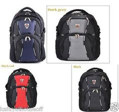 Multi-purpose Unisex swissgear backpack travel school bags 14''laptop bag