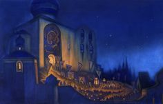 Enter the Bible - Images: Russian Easter, Nicholas Roerich