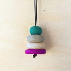 Beehive necklace // Minor Thread