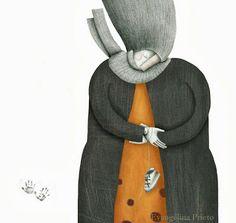 beautiful illustration by evangelina Prieto