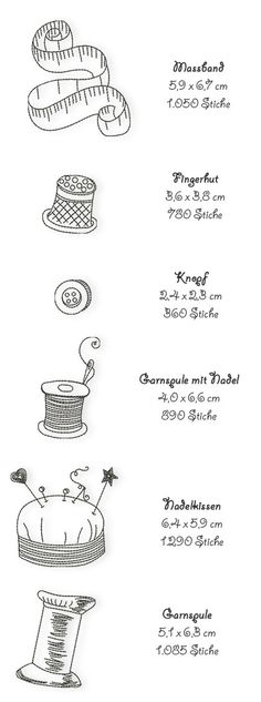 Der Stickbär | Designs und Inspiration