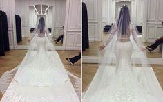 O Casamento da Kim Kardashian e Kanye West