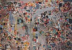 artist Bùi Xuân Phái (1920~1988)
