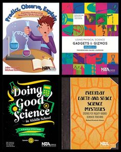 Middle School Teachers: Unwrap Your Holiday Gift From NSTA Press | This month in NSTA's Book Beat newsletter, read a free book chapter sampler for middle school science teachers! http://www.magnetmail.net/actions/email_web_version.cfm?recipient_id=62747886&message_id=8018348&user_id=NSTA&group_id=463279&jobid=23671875
